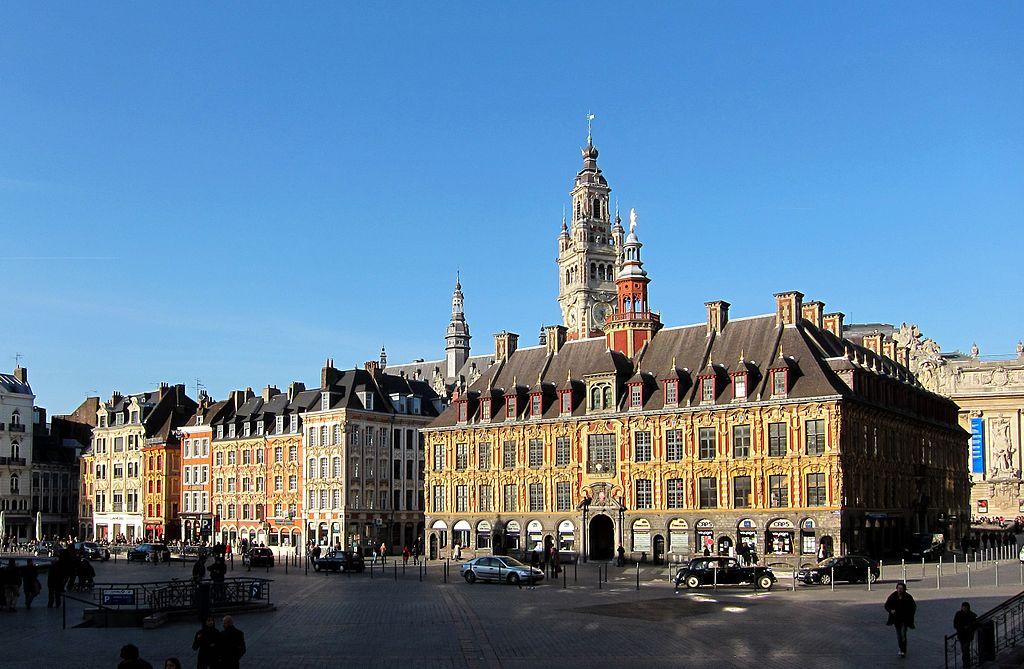 Visite virtuelle de Lille en quelques clics