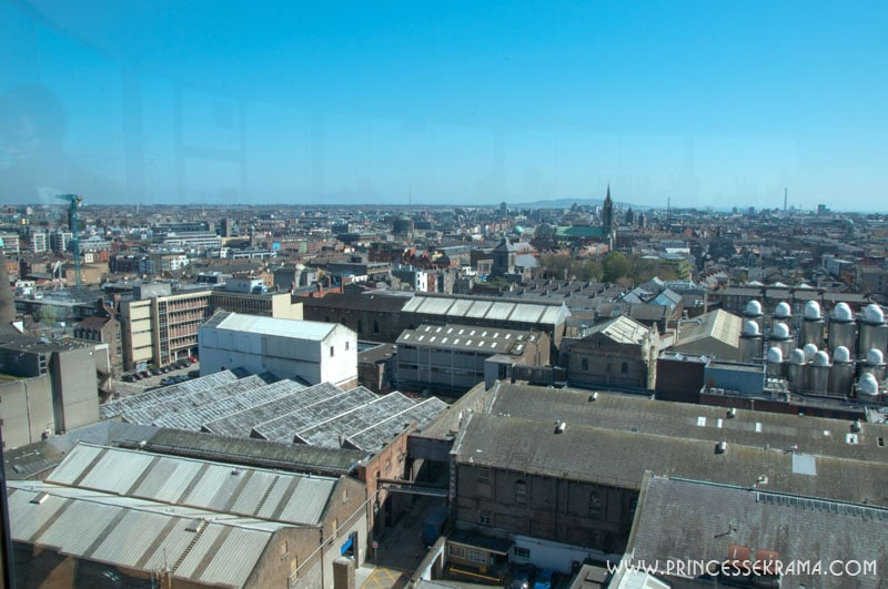 Visiter Dublin : Panorama Dublin