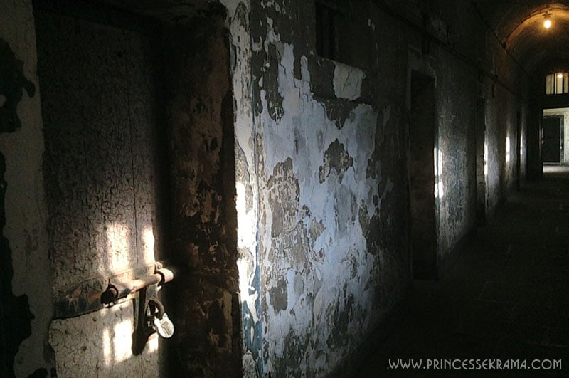 Visiter Dublin : Prison Kilmainham