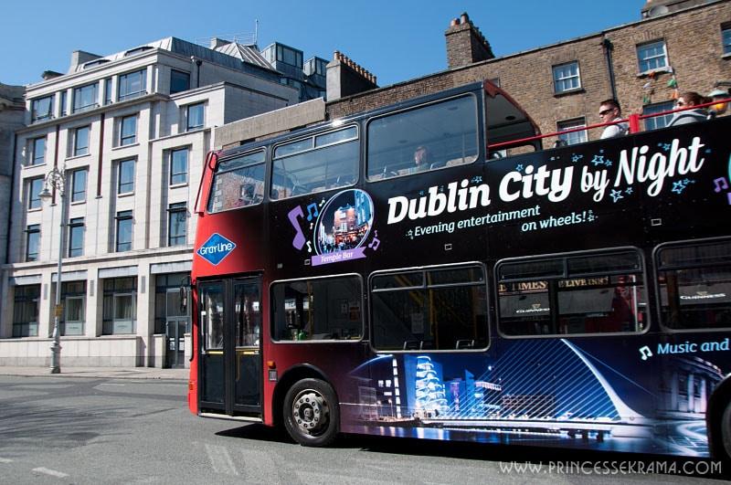 Visiter Dublin en 4 jours en Irlande pour un long week end