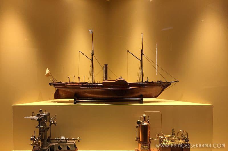 Maquette Dunkerque