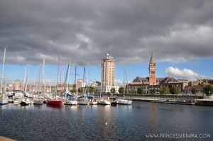Larguer les amarres pour visiter Dunkerque