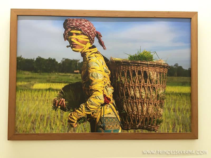 Exposition Phnom Penh Lille 3000