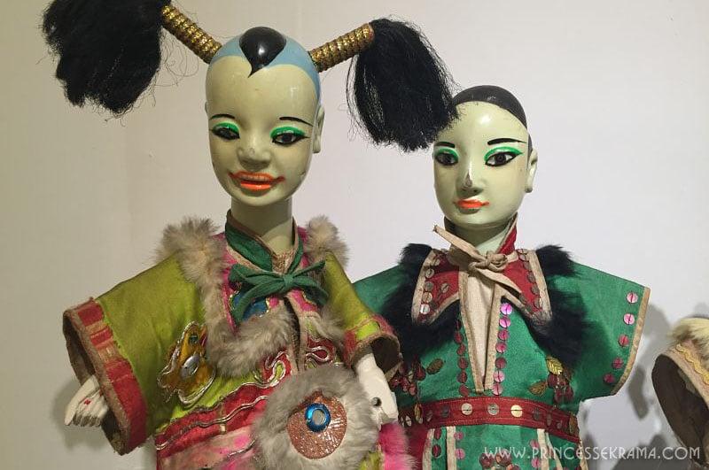 Marionnettes à gaine - Taïwan