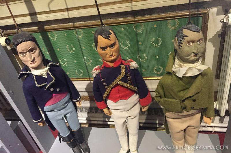 Napoléon Général, Napoléon vert, Empereur
