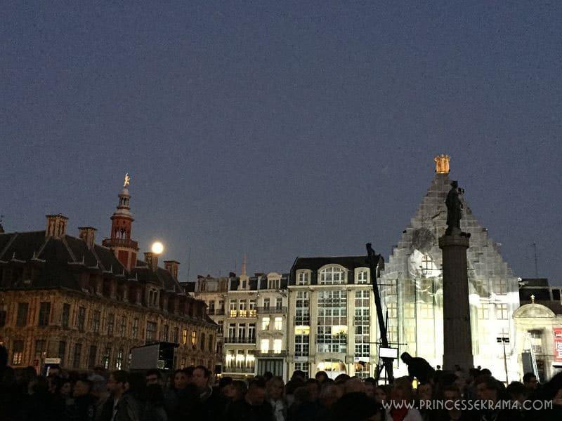 Grande Place Lille 3000 Renaissance