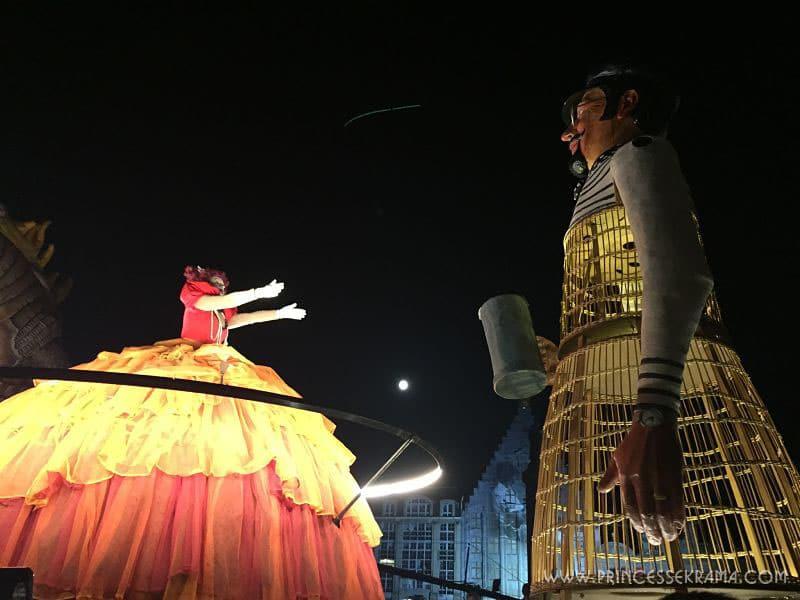 Parade Lille 3000 Renaissance