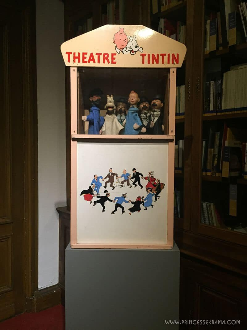 Théâtre Tintin
