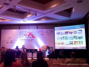 Retour sur ma participation au Salon TBEX Asia 2015 !