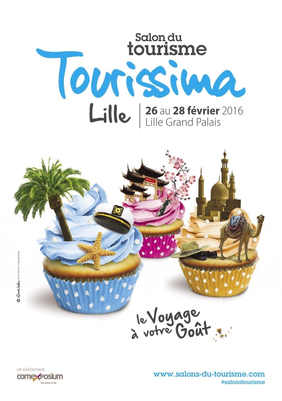 Tourissima Lille 2016