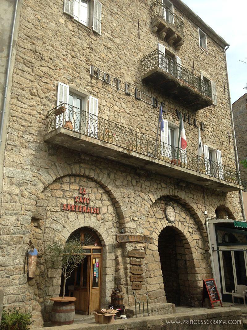 Hôtel de ville Sartène