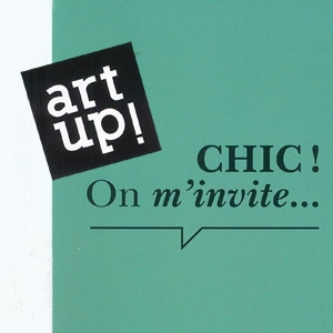 Art Up 2016 invitation