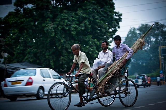 Mon top 7 des moyens de transport insolites