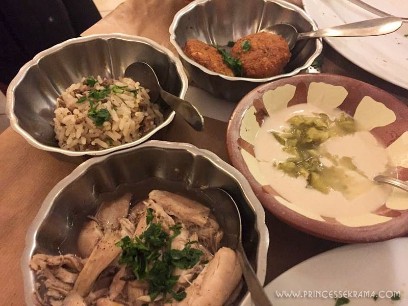 Mon avis sur le restaurant libanais Flandres Liban à Lille