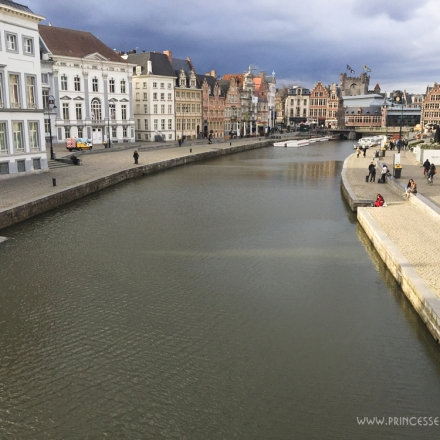 Canal à Gand