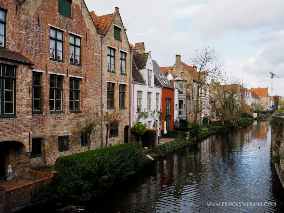 Canaux de Bruges
