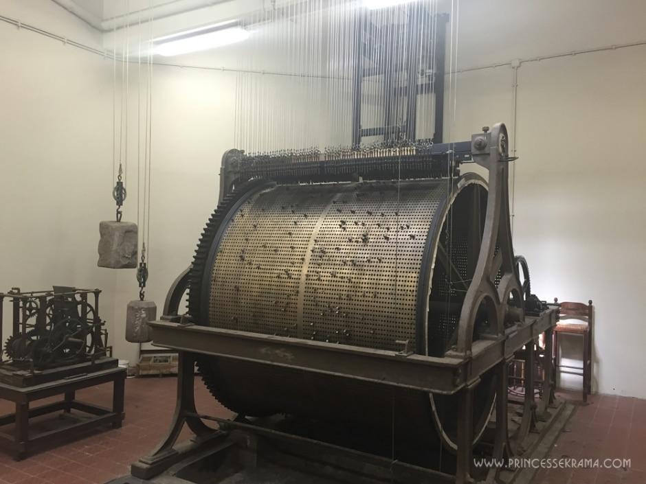 Carillon du Beffroi de Gand