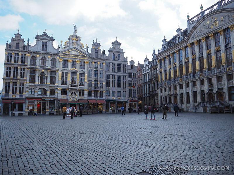 Visiter Bruxelles pour la Grand Place Bruxelles