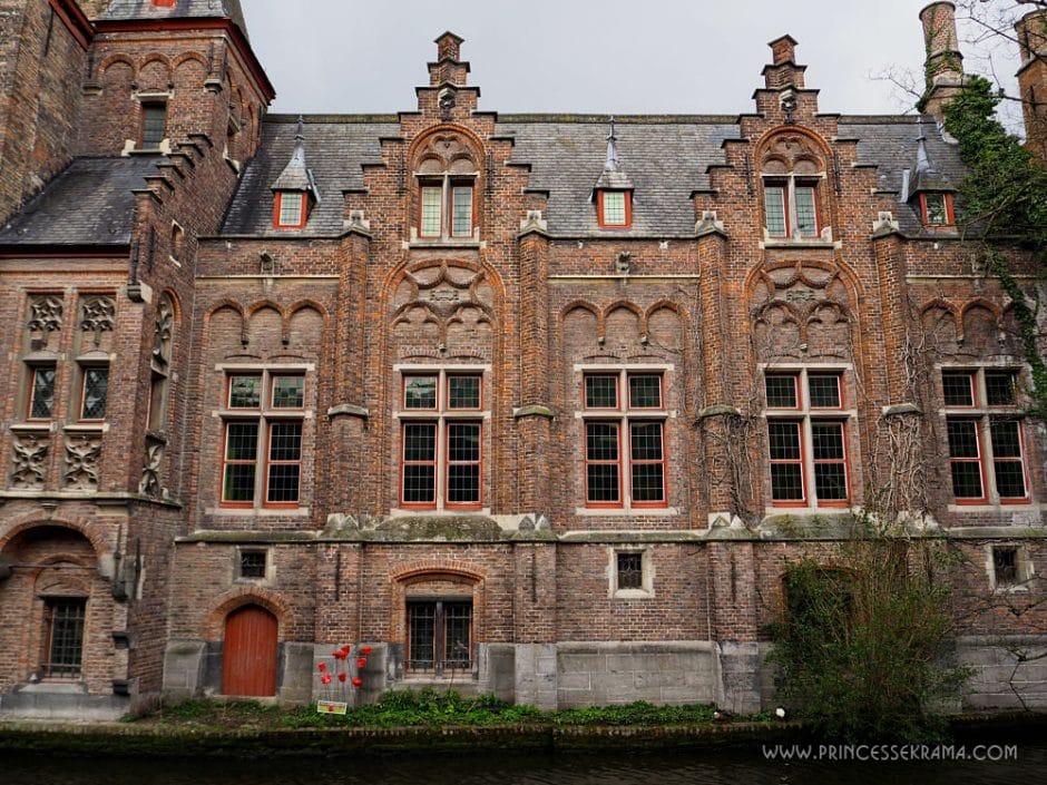 Maison à Bruges