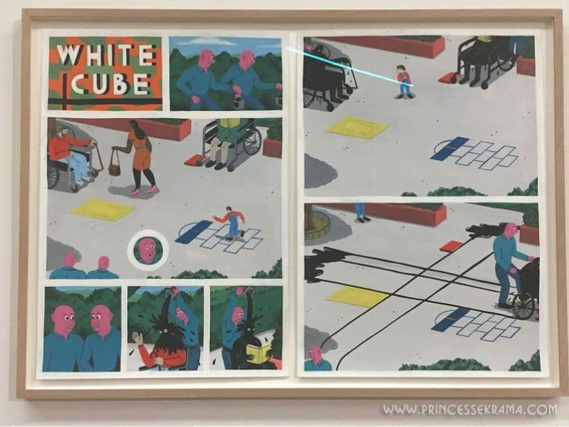 Visiter Bruxelles : Brecht Vandenbroucke White Cube 013 + 013 bis