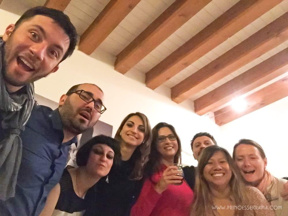 Alberto et ses amis