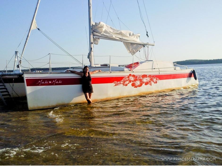 Princesse Krama Voyager sur l'eau