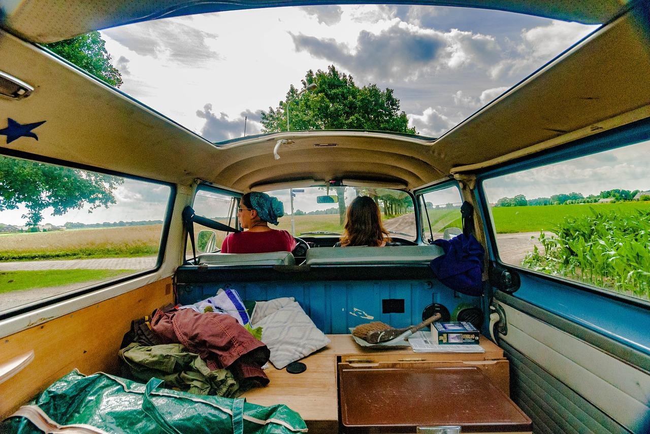 Partir en road trip en voiture