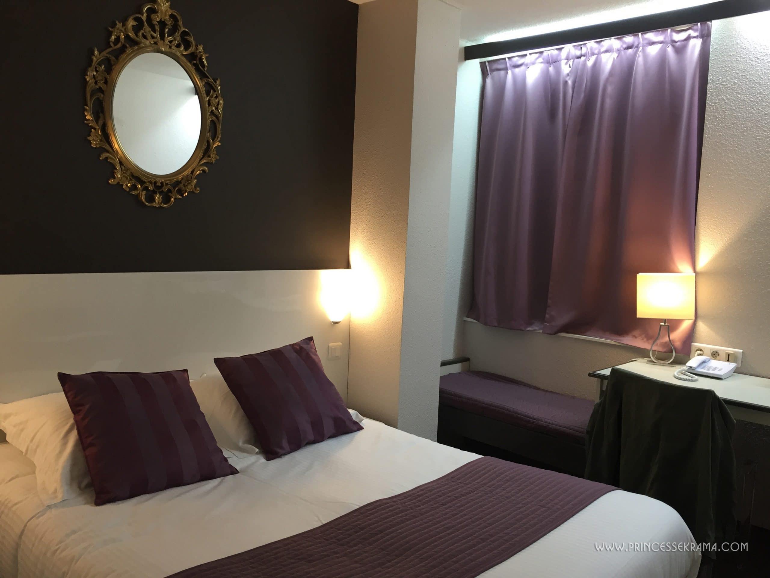 Chambre double Le Grand Cerf à Douai