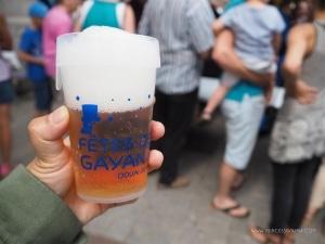 A Douai les fêtes de Gayant vous donnent chaud au coeur