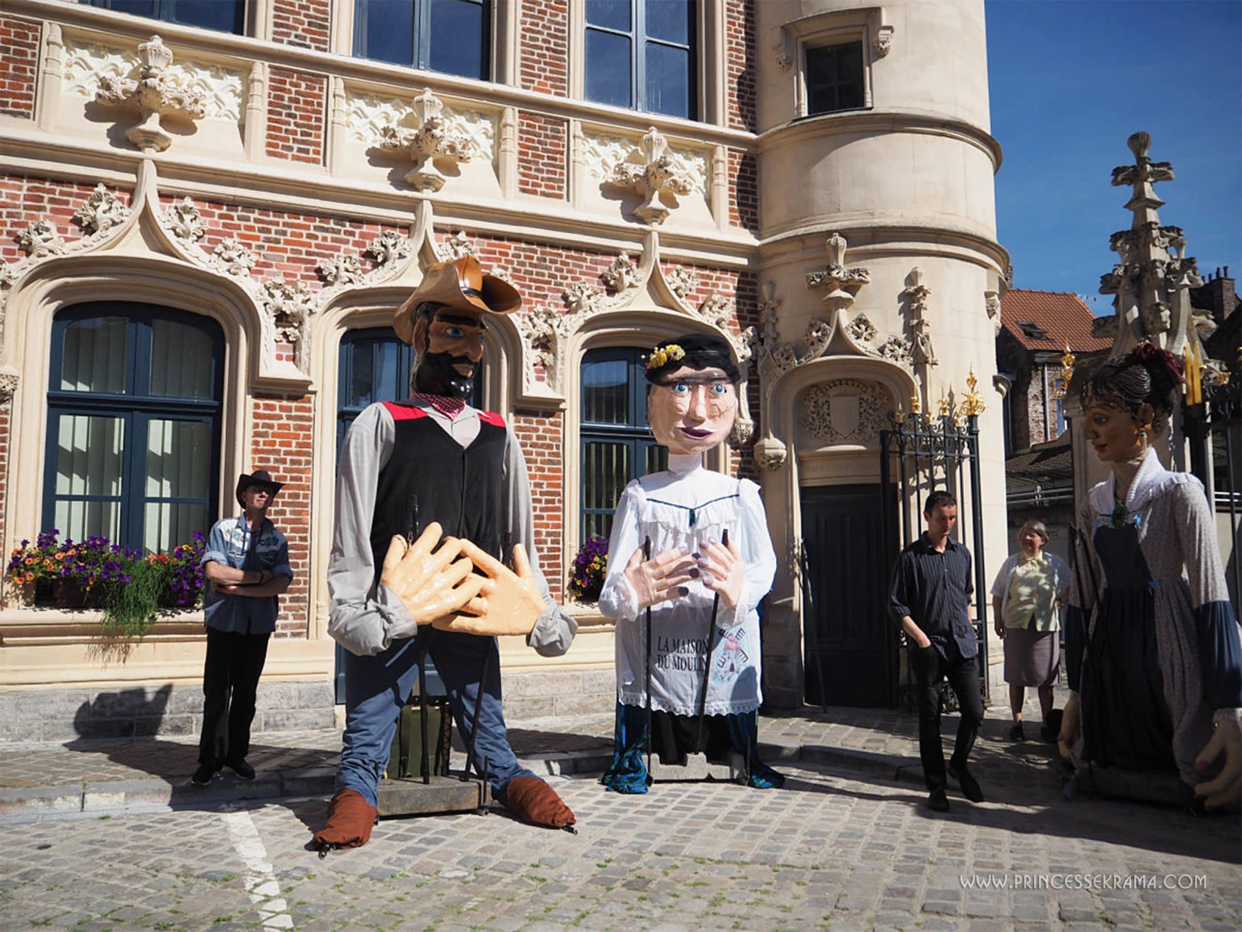 Marionnettes Douai