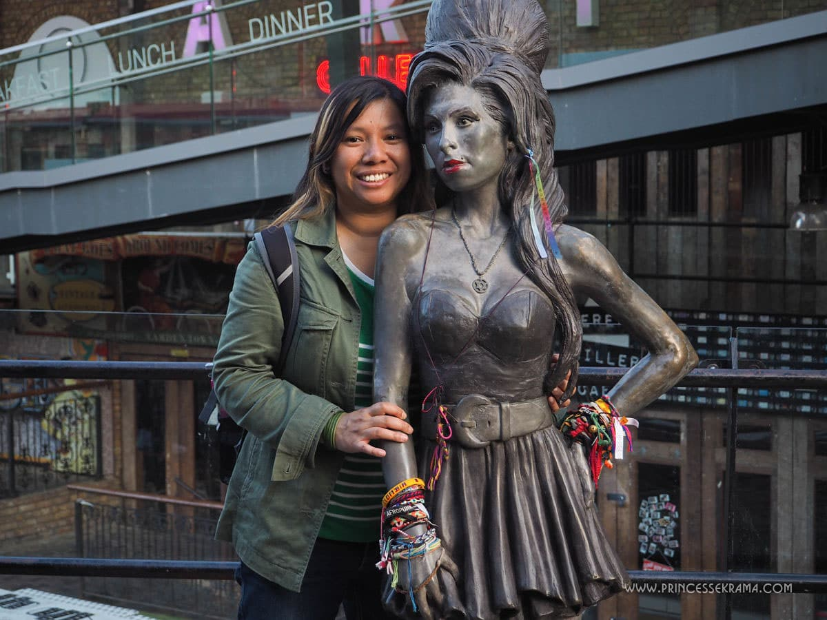 Moi et am Winehouse