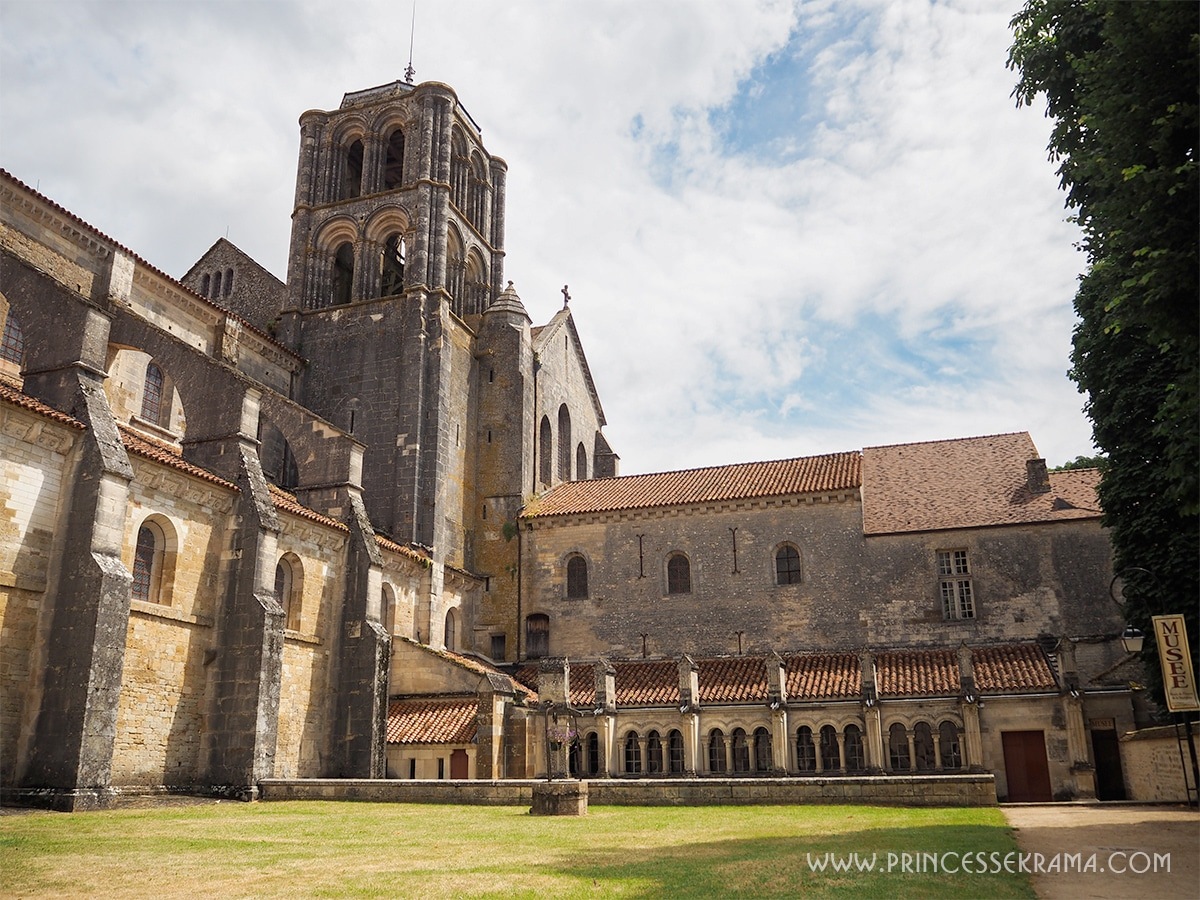 Basilique Vézelay