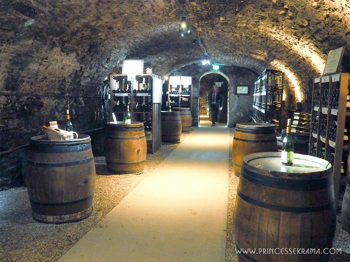 Caves du Patriarche à Beaune