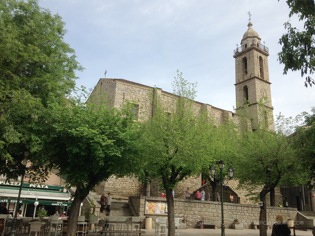 Eglise Sainte Marie Sartène