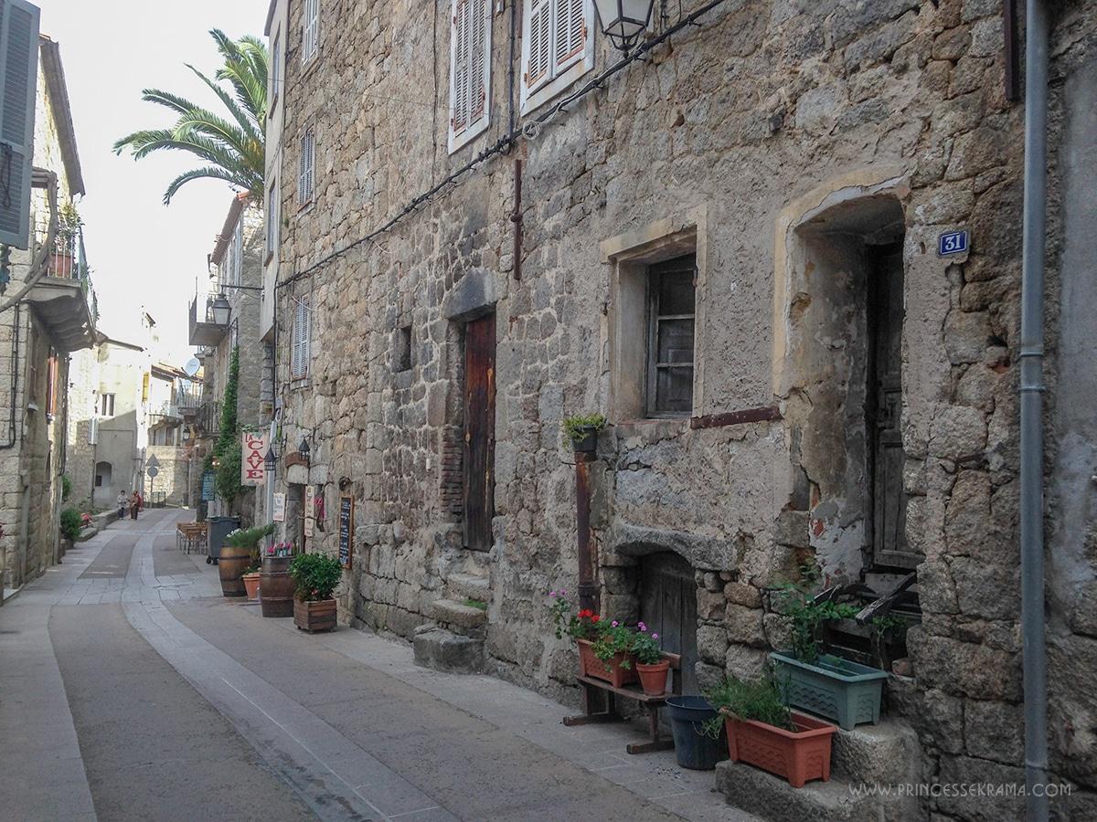 Rue à Sartene