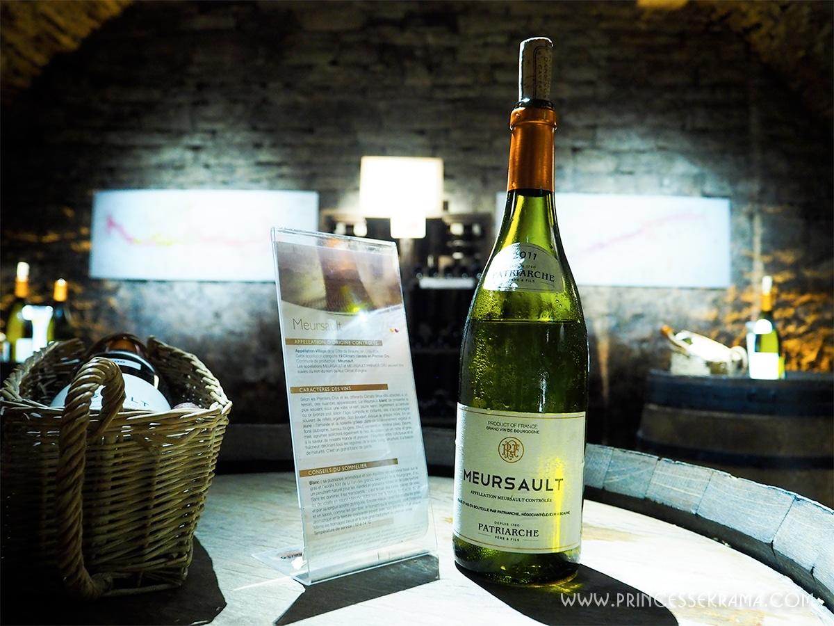 Vin de Bourgogne le Meursault