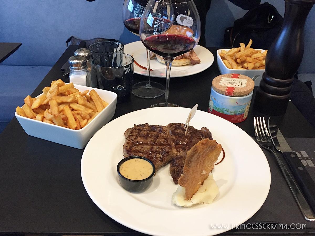 Beef House repas
