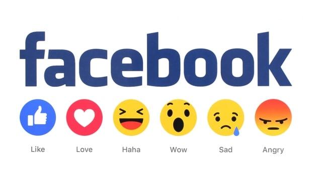 Mon Facebook je t'aime à la folie, un peu, beaucoup, passionnément,  pas du tout