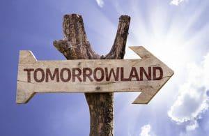 Cette année je serai à Tomorrowland 2017