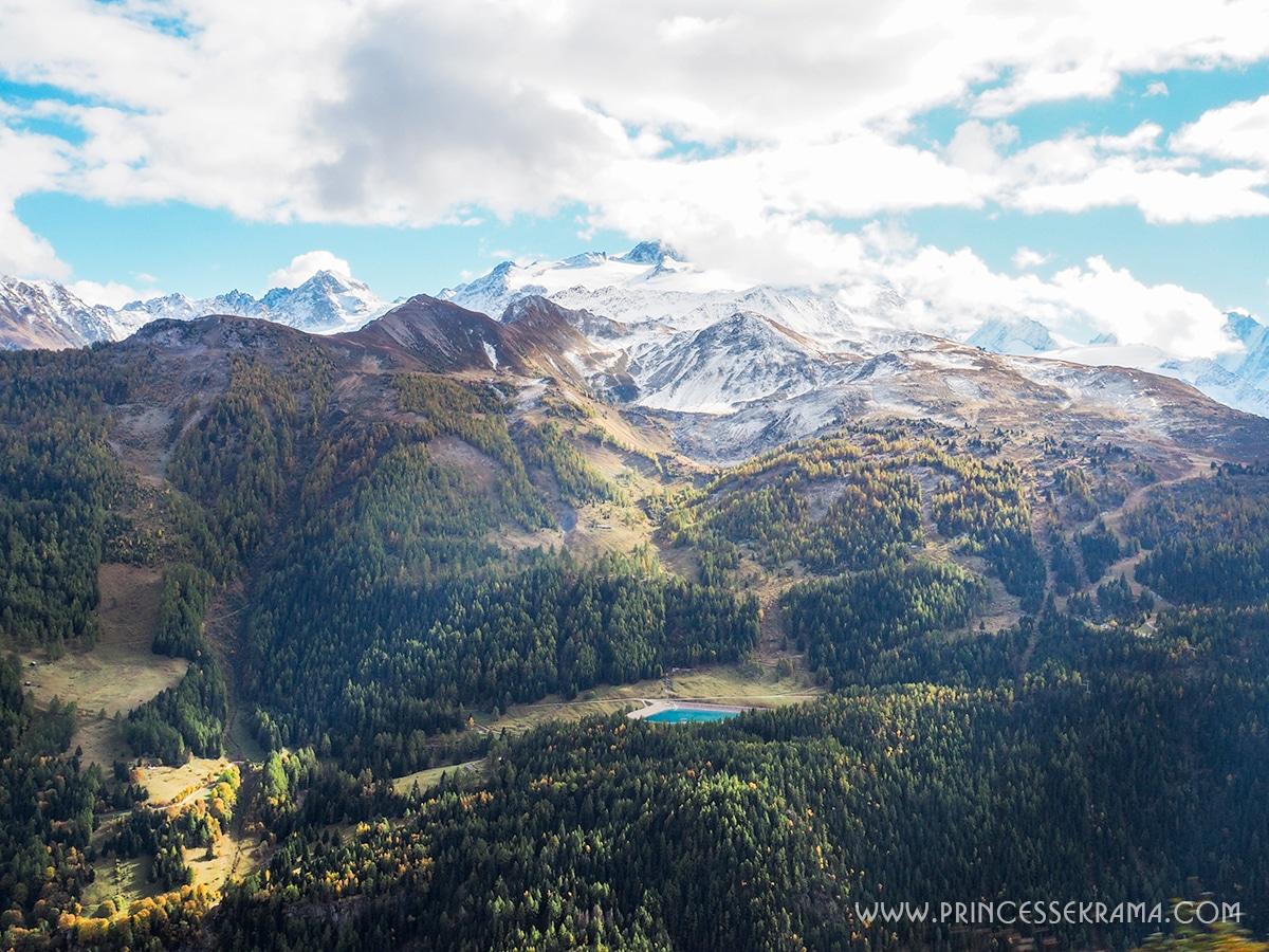 Mon petit voyage ascensationnel en Suisse
