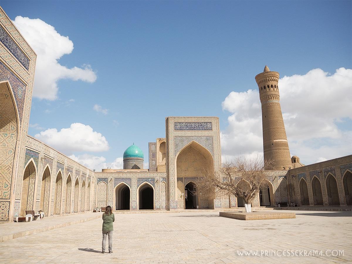 Visiter l'Ouzbékistan, je l'ai fait ! Alors que voir et que faire ? Voici mon itinéraire