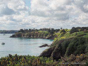 Deux journées en Haute Bretagne entre Saint Malo et Cancale