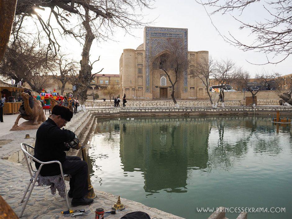 Bassin Liab-i-Khaouz