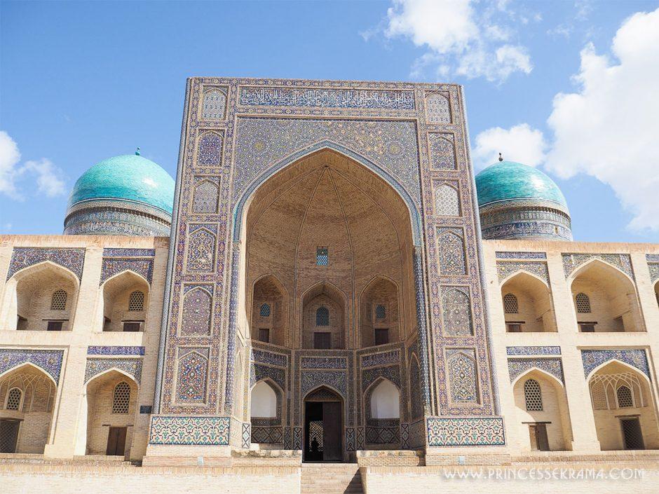 Récit de ma visite de Boukhara en Ouzbékistan, que voir et que faire ?