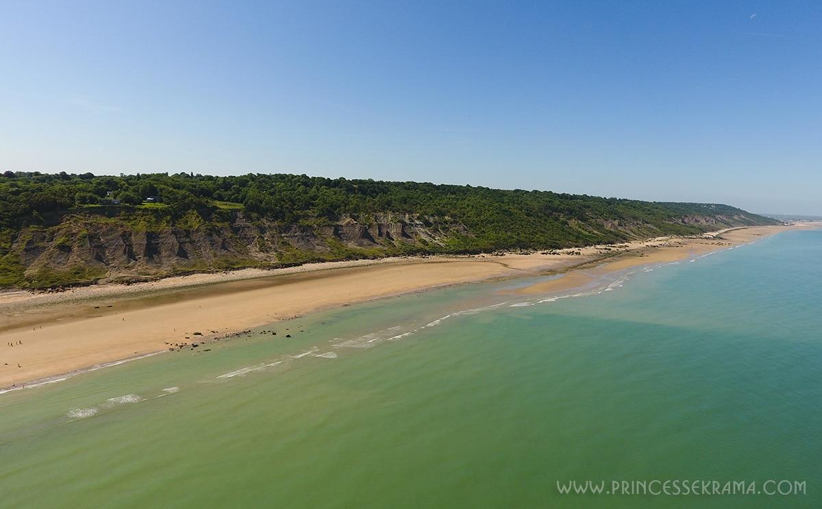 Villers sur mer pour un week end tranquille sur la côte fleurie