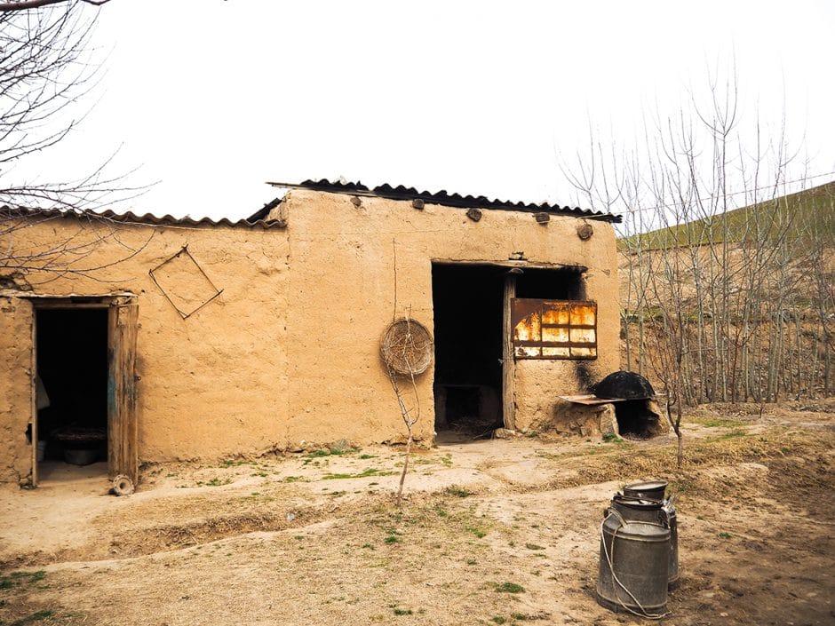 Une maison à Pangate
