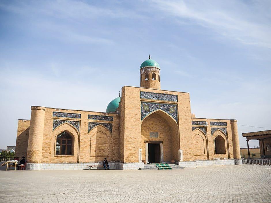 Mosquée Panjvakhta