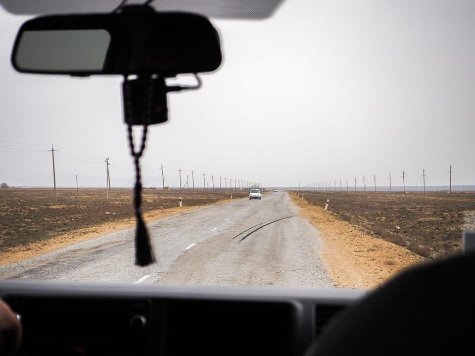 Route ouzbek