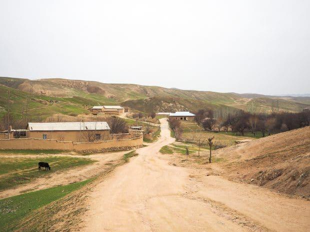 Une nuit chez l'habitant au village de Pangate en Ouzbékistan en photos !