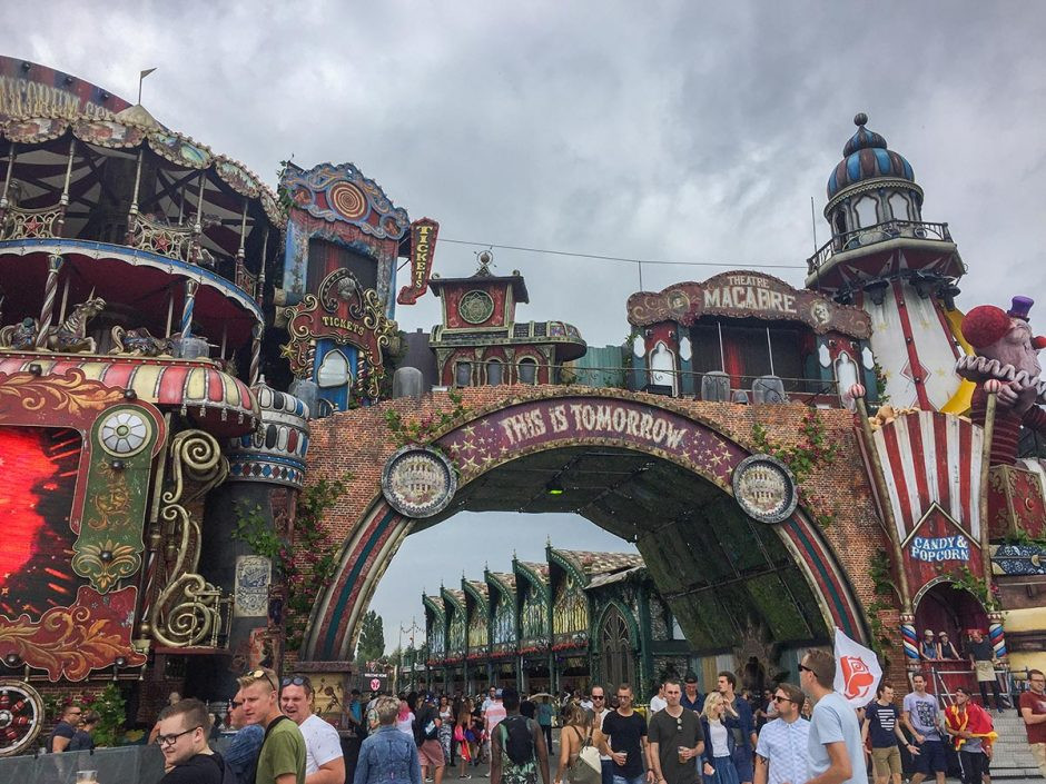 This is Tomorrowland 2017